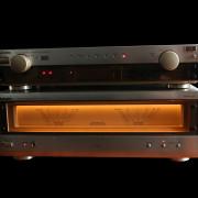 o Vendo Equipo Hi-Fi technics 1010 + par de cajas Jamo D590