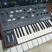 Moog Prodigy mk II, dos modelos