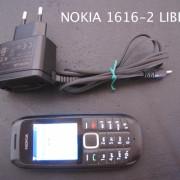 Telefono movil libre y cargador