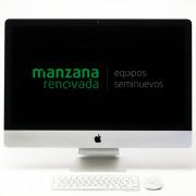 "iMac 27"" 5K core I5 a 3,5 (4 núcleos) 40Gb y FD de 1Tb. Gráfica 4Gb"