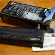 Afinador Korg pitchblack portable PB-04