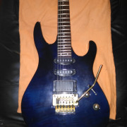 Superstrat SHADOW 90s con previo y Eq grafico programable