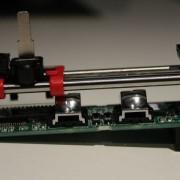 3 x Infinium faders - Rodec Scratchbox - Mackie D2/D4