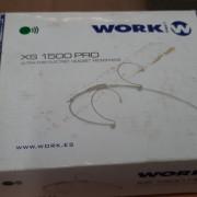 MICROFONO DIADEMA WORK XS1500 PRO