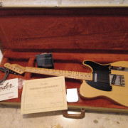 Fender Telecaster Reissue 52 + Stratocaster reissue 62 + Twin Reverb Ri 65