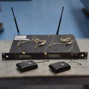 Microfonos inalámbricos SHURE MK2