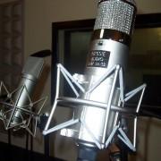 Microfono basado en el Neumann U47 (Nessie Audio)