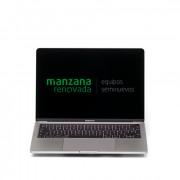 Macbook Pro RETINA 13″ Touch Bar Core i5 a 2,3 Ghz(4 núcleos) 8Gb SSD 512Gb