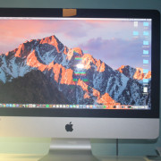 Fabuloso Apple iMac