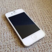 Iphone 4 16g blanco