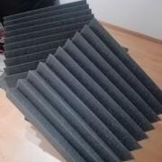 "12 Paneles absorbentes Auralex Studiofoam Wedges 4"""
