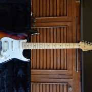 Fender American Standard Stratocaster HSS 3TS 2013