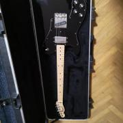 Fender telecaster custom 72 zurdos