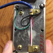 Humbucker mástil telecaster fender dh1