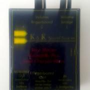 Pastilla para Contrabajo K&K BASS MASTER ROCKABILLY PLUS