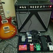 """3rd Power British Dream ( Amplificador Boutique USA ) por Stratocaster gama alta  """" Fender, Lsl, Nash """""""