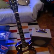 Burny Les Paul del 76
