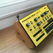 Korg Monotribe + MIDI USB IN mod + stand [Envío 24h incluido]