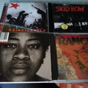 CDS Rock. Punk