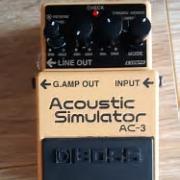 acoustic simulator boss