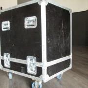 Flightcase para Monitores