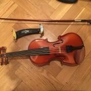 Se vende violín infantil tamaño 1/10
