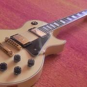 Gibson Les Paul Custom Blonde White USA.1979