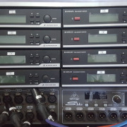 2 BEHRINGER S16 CAJETINES DIGITALES