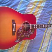 Gibson Hummingbird Custom Shop 5 Star Dealer Limited Edition