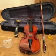 Se vende violín infantil tamaño 1/8