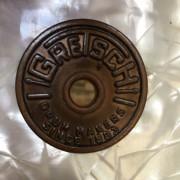 Caja Gretsch Round Badge años 60