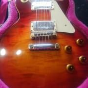 Gibson Les Paul Standard Plus top Heritage Cherry Sunburst del 95