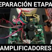 Reparación amplificadores Granada