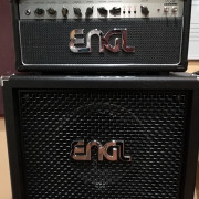 ENGL RockMaster 40W Head Y ENGL E112VB Pro