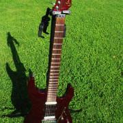 Suhr Modern Black Cherry Metallic