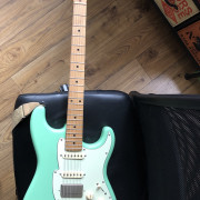 Fret-King Corona 60 HB Mint Green colección Green Label