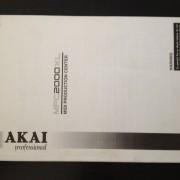 Manuales originales Roland MC-303 y Akai MPC 2000XL