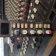 Amplificador de linea estéreo de Solid State Logic
