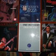 5 libros para Guitarra de Jazz