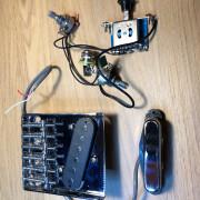 Vendo electrónica y puente telecaster