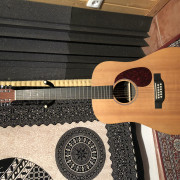 Acústica Martin 12 cuerdas con mejoras