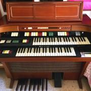 ó Cambio. Organo Hammond Phoenix. Año 1970.