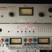 Dual Compressor/Limiter Amek 9098 Diseñado por Neve