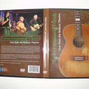 Tommy Emmanuel and Friends: Live from the Balboa Theatre DVD