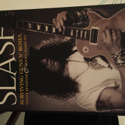 o Cambio: Slash Surviving Guns n´Roses - Paul Stenning