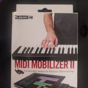 Interfaz MIDI Mobilizer II Line 6