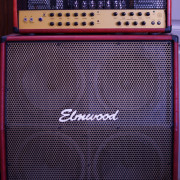 Elmwood 3100 Halfstack con Flight Case