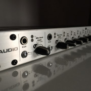 Interface M-Audio Fast Track Ultra 8R