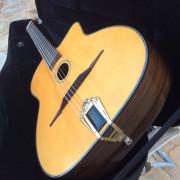 Guitarra Gypsy jazz