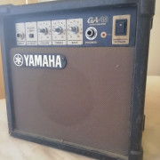 Amplificador guitarra Yamaha 10w ga-10 ga-10